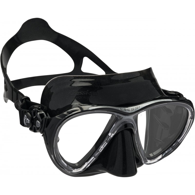 CRESSI MASK BIG EYES EVOLUTION BLACK