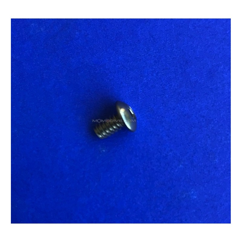 HALCYON P-VALVE STAINLESS STEEL SCREW REPLACEMENT PART