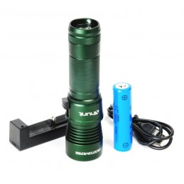 BEST DIVERS X-HUNT BUCK UP LIGHT RECHARGEABLE