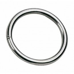 ANELLO TONDO IN ACCIAIO INOX 5 MM PER PROLUNGA DECOMPRESSIVE