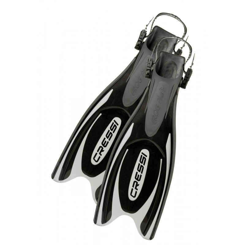 CRESSI REACTION PRO CLOSED-FOOT FINS