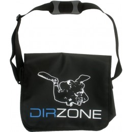 DIR ZONE Computer Bag Big Logo