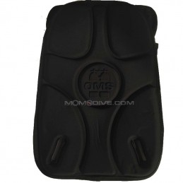 OMS BACK PAD MC STORAGE POCKET FOR BACKPLATE
