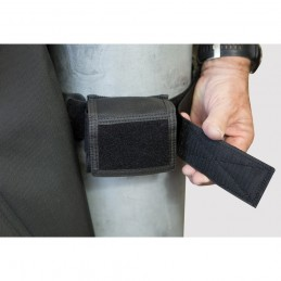 Weight Pocket 2,2 kg w. Velcro Front