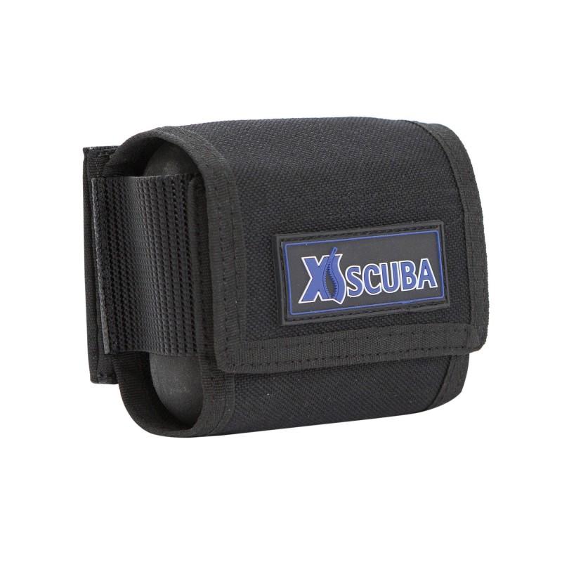 Single Weight Pocket 2,2 kg Black