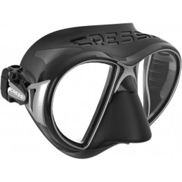CRESSI ZUES MASK WITH FOG STOP SYSTEM NEW VERSION