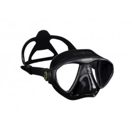 AQUALUNG MICROMASK SPEARFISHING FREEDIVING MASK BLACK