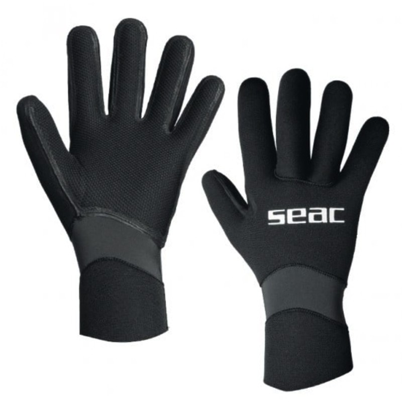 GUANTI IN NEOPRENE 5 MM SEAC SUB SNUG DRY 500 DIVE GLOVE