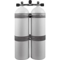 Aluminium Twin Set