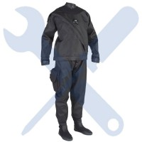 REPAIR AND MODIFICATION ON SUIT: SCUBA, FREEDIVING, FISHING, SWIMMING