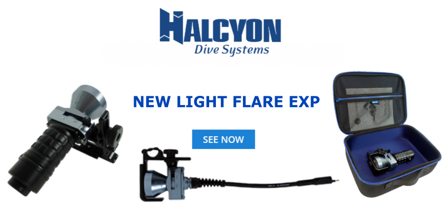 New Halcyon Flare EXP